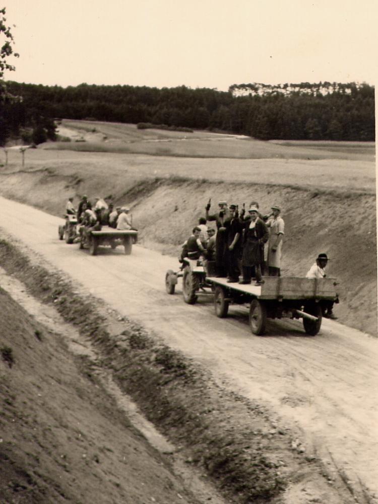 Historisches Graben bei Treuchtlingen Fotobuch Müllers Hard