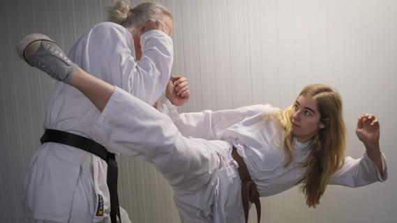 Neumarkter Karateka hat keine Angst vor großen Männern