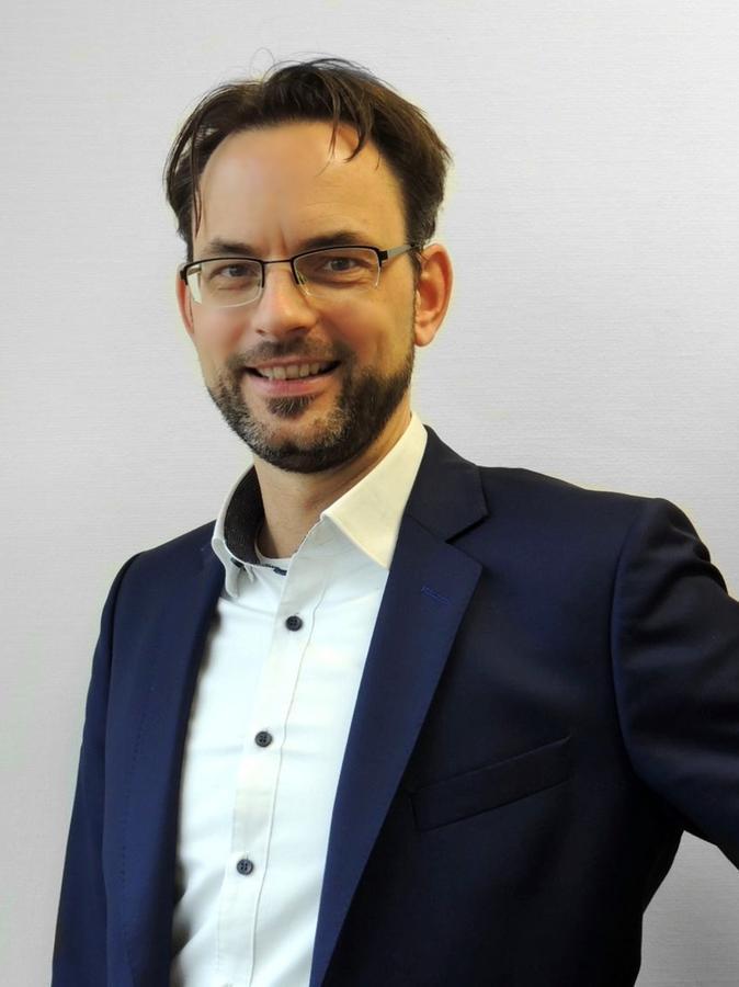 Schlau-Leiter Florian Schromm.