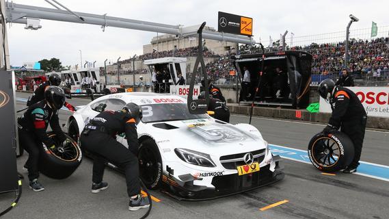 Stern über dem Norisring: DTM-Rückkehr von AMG-Mercedes