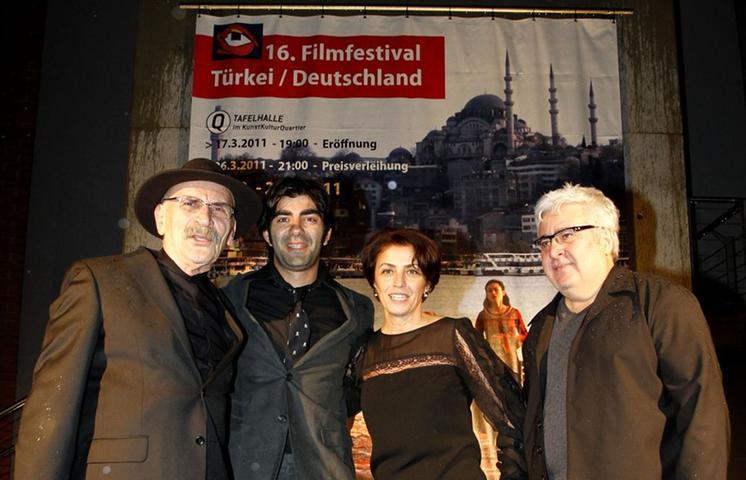 Fatih Akin erhält Ehrenpreis