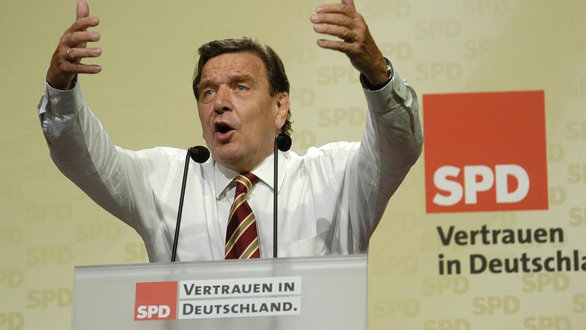 Strahlende Sieger, bizarre Auftritte: Testen Sie Ihr Bundestagswahl-Wissen!