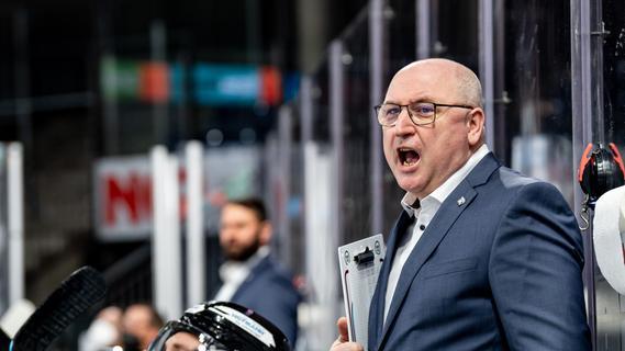 Warum Frank Fischöder nicht mehr Trainer der Ice Tigers ist