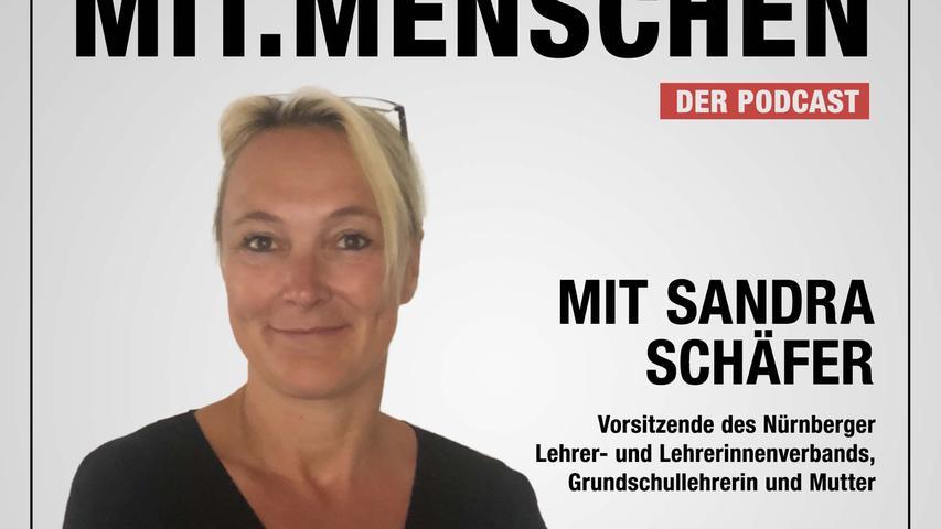 Mit.Menschen: Sandra Schäfer, Wie geht Schule im Lockdown?