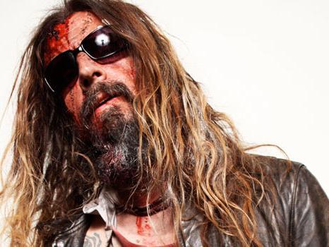 Rob Zombie kommt zum Park und hat untoten Rock im Gepäck.