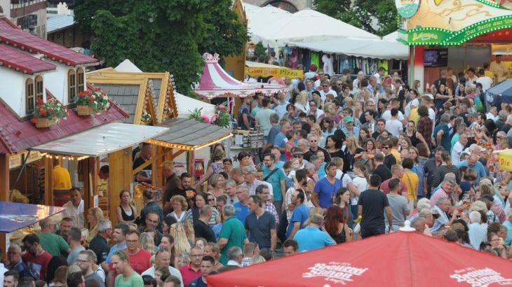 Das Laufer Altstadtfest wird 2021, genauso wie im vergangenen Jahr, nicht stattfinden.Die Planungsunsicherheit war den Veranstaltern zu groß.