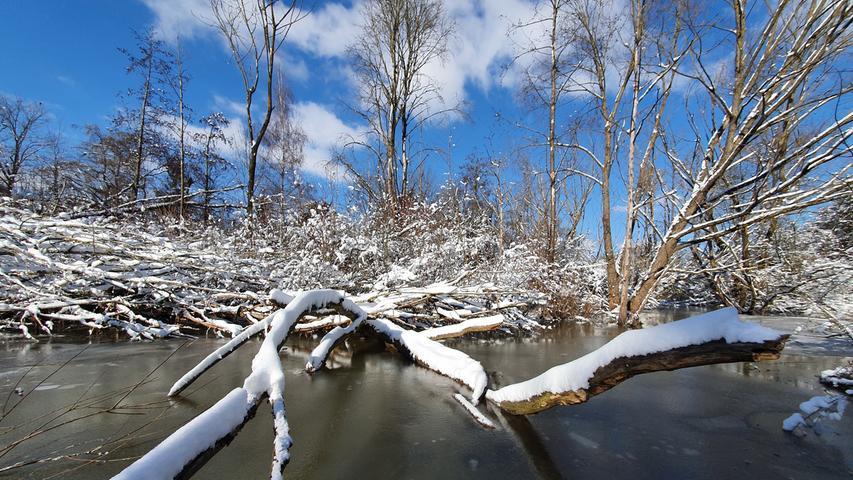 ...das auch im Winter für bezaubernde Ansichten gut ist.