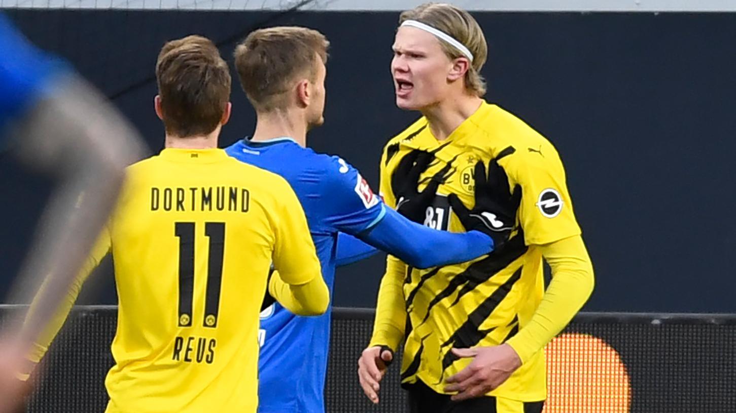 Unentschieden für den BVB: Den Dortmundern droht der Absturz ins Mittelmaß der Fußball-Bundesliga.