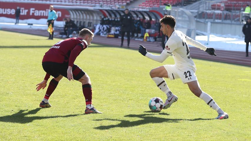 1:2-Niederlage gegen St. Pauli: So haben Sie die FCN-Profis bewertet