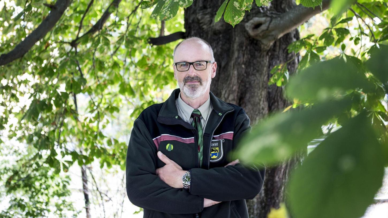 Deutschlands bekanntester Waldschützer: Förster Peter Wohlleben. Vor einem Millionenpublikum wirbt er sein Jahren für eine auch ökologisch nachhaltige Forstwirtschaft.