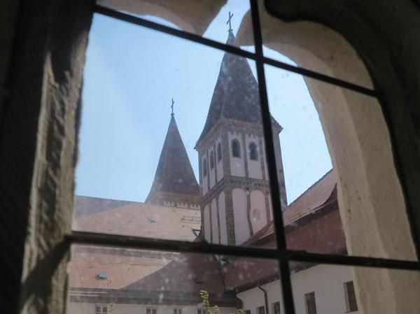 Malerisches Ambiente: Das Kloster in Heidenheim ist ein Veranstaltungsort der Extraklasse – was ihn vor den Folgen der Corona-Pandemie nicht verschont.