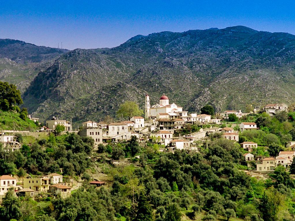 Mit der Nikon auf Kreta