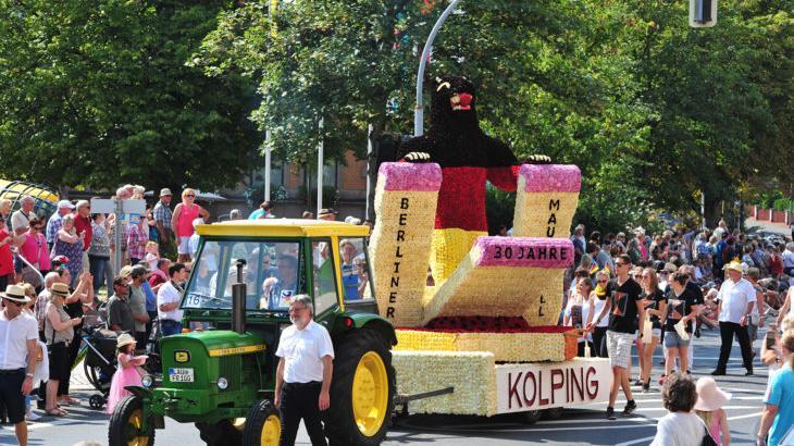 Die Stadt Röthenbach und das Vereinskartell haben entschieden, in diesem Jahr sowohl auf das Blumenfest als auch auf das Stadtfest zu verzichten.