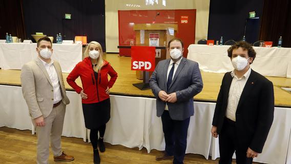 Bundestagswahl: Nürnberger SPD schickt Grämmer und Heinrich ins Rennen