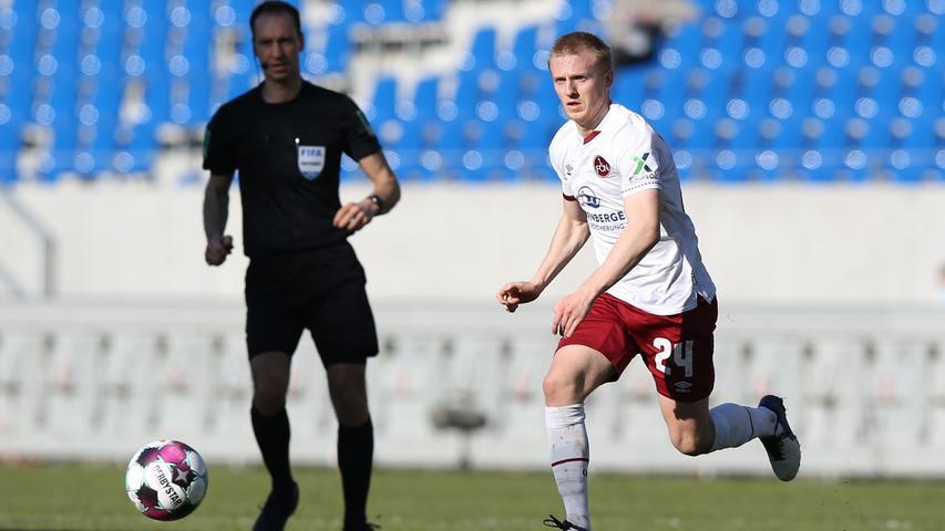 Mats Möller Daehli, seit 2021 beim Club.  Tore: 1, Vorlagen: 2
