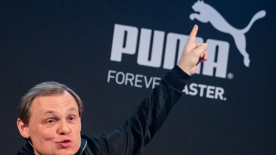 Deutlich mehr Umsatz und Gewinn: Puma präsentiert sich bärenstark