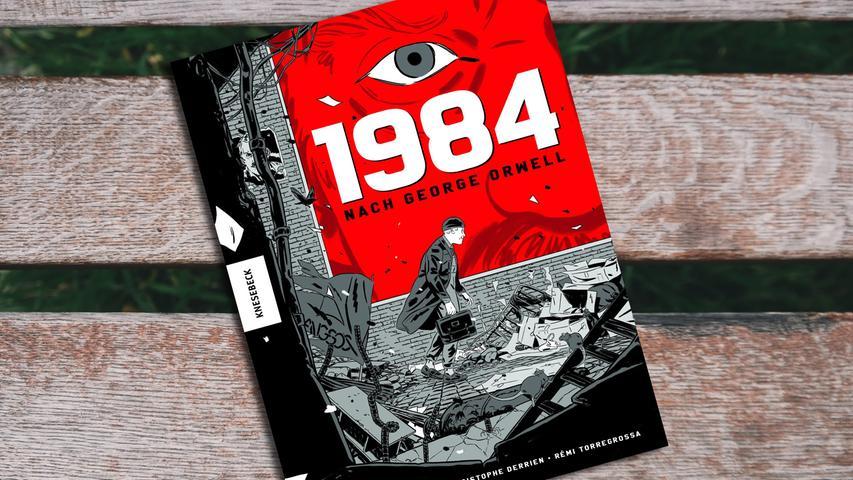 1948 schrieb George Orwell seinen Roman