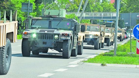 US Army: Soldaten aus Kansas kommen nach Illesheim