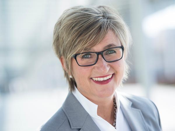 Simone Fleischmann, Präsidentin des bayerischen Lehrerinnen- und Lehrerverbands