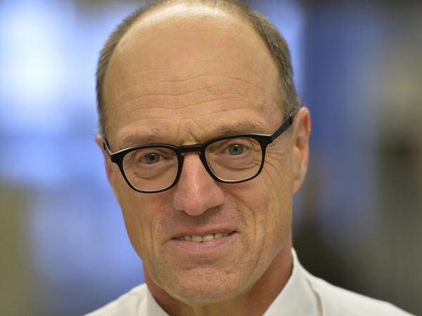 Der HNO-Arzt und Chef der HNO-Klinik, Prof. Heinrich Iro, ist seit 2009 Ärztlicher Direktor des Universitätsklinikums.