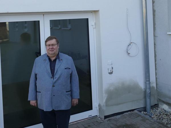 Bürgermeister Willi Maderholz spricht von einer sinnvollen Investition für die weitere Entwicklung Ettenstatts.