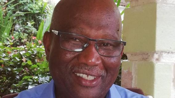 Abdoulaye Diallo ist der Vorsitzende des Nürnberger Vereins EuroGuinée.
