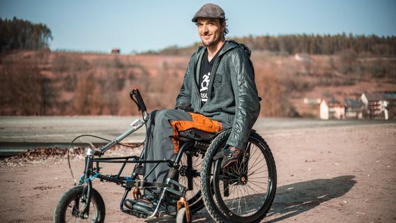 Fränkische Schweiz soll auch für Rollstuhlfahrer erlebbar werden
