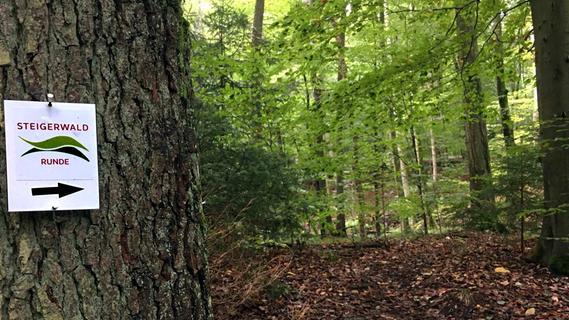 """""""Steigerwald-Runden"""" im Naturpark neu ausgeschildert"""