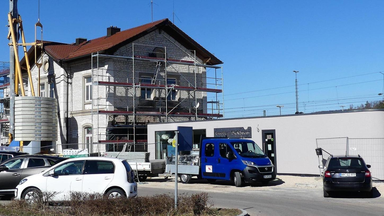 Der Bundestagsabgeordnete Alois Karl hofft, dass es noch Bundesmittel für den barrierefreien Ausbau des Parsberger Bahnhofs gibt. Dafür hat er sich bei Verkehrsminister Andreas Scheuer eingesetzt.