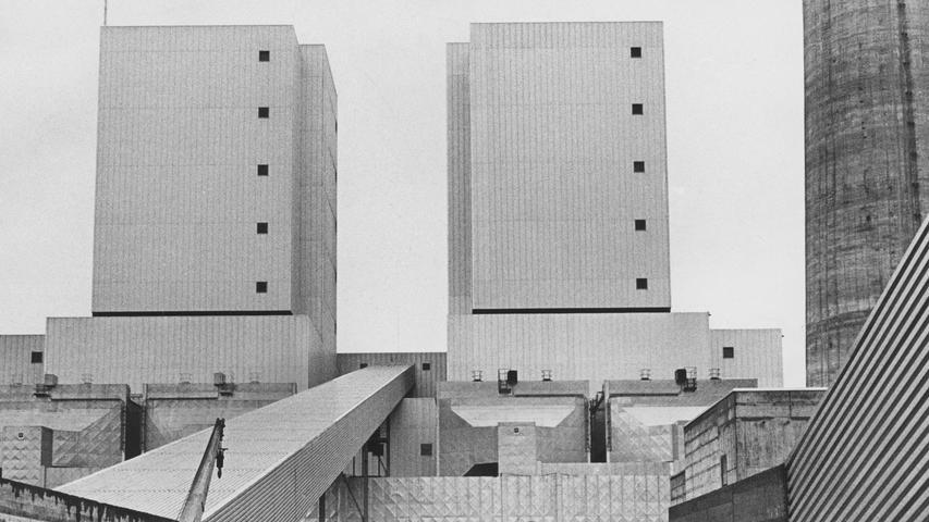 Die Energieversorgung von Nürnberg wird in Kürze durch den Bezug von Strom aus einem Kernkraftwerk wesentlich verstärkt. Hier geht es zum Kalenderblatt vom4. März 1971: Kernkraftwerk soll Strom liefern.