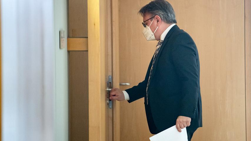 Ein Rechtshilfeersuchen aus Liechtenstein brachte in der Maskenaffäreden Stein im Dezember 2020 ins Rollen. Dort war eine Überweisung von 660.000 Euro an eine