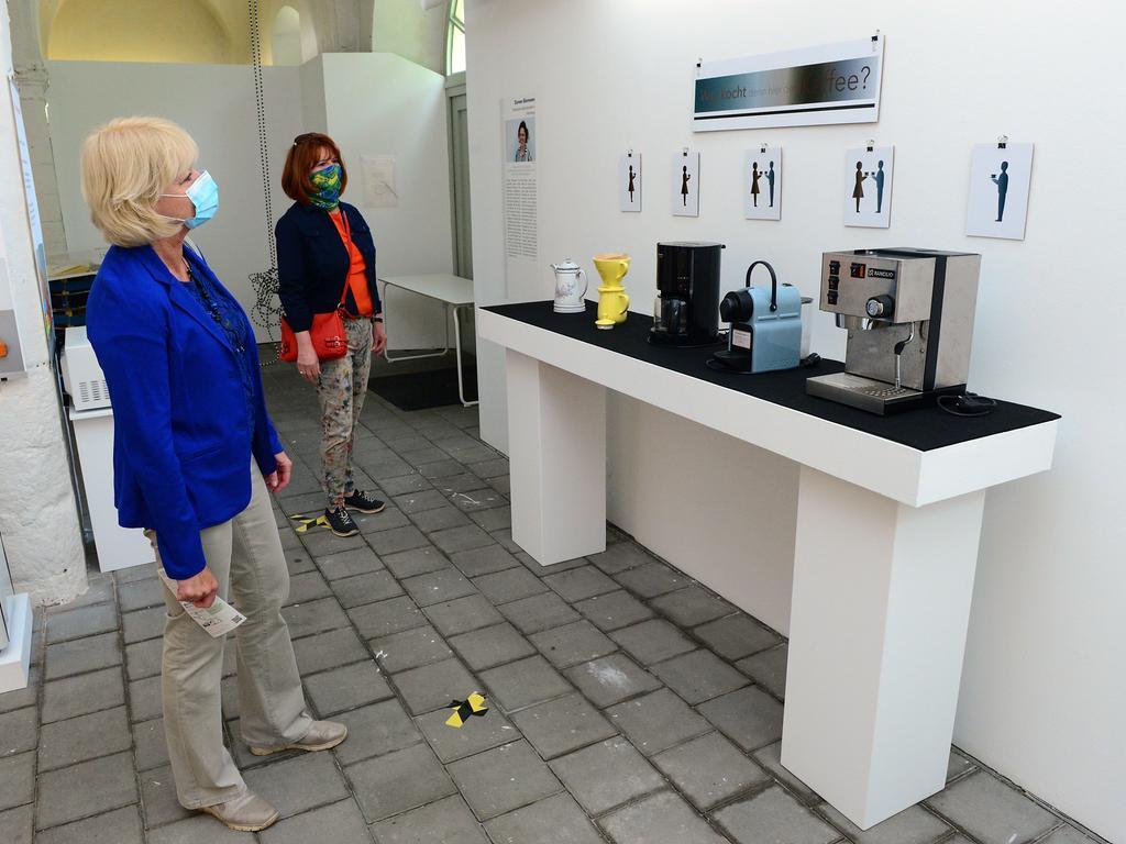 FOTO: Hans-Joachim Winckler DATUM: 15.5.2020.MOTIV: Frauenmuseum am Internationalen Museumstag - Ausstellung Technik Weiblich Logisch