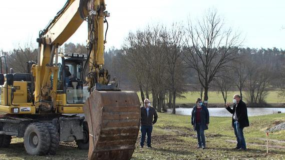 Startschuss für den Bau: Breitenau bekommt neuen Kindergarten
