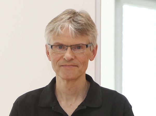 Sportmediziner Dr. Bernd Langenstein