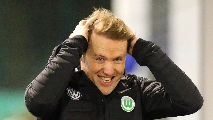 Werder, Wolfsburg und alte Weggefährten: Das ist FCN-Sportdirektor Rebbe
