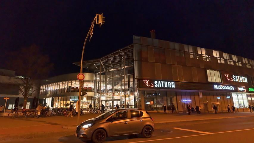 Erlangen: Shopping-Wahnsinn bis in den Abend