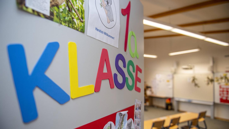 Die Klassen bleiben ab Montag wieder leer. Nürnberg kehrt zum Distanzunterricht zurück.