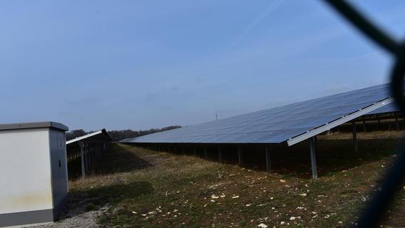Reichen die Solarparks für die Stromerzeugung in Gräfenberg aus?