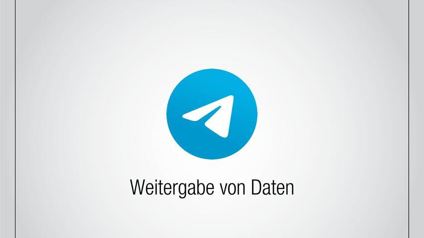 Telegram sagt in seinen Datenschutzbestimmungen selbst, dass die erhobenen Daten weder verkauft noch mit Dritten geteilt werden, außer sie seien zur Erbringung des Dienstes notwendig. Das soll sich auch in Zukunft laut dem Unternehmen nicht ändern.