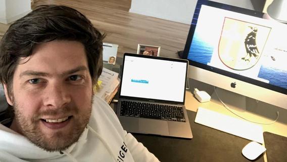 Corona-Fall nach Kreistagssitzung: Florian Questel hält Quarantäne für