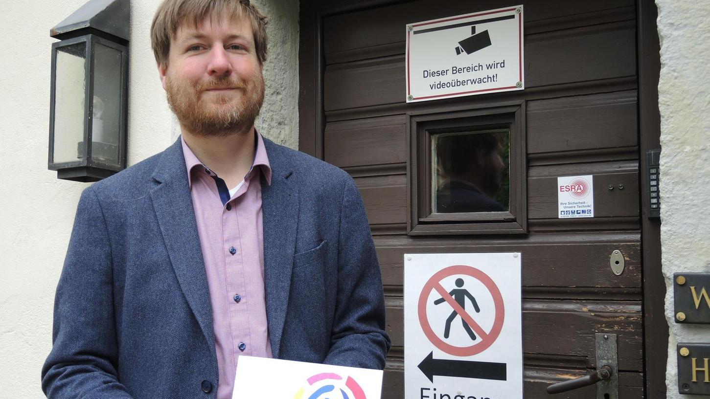 Der Leiter des Fränkische Schweiz-Museums, Dr. Jens Kraus, sieht bei weiter sinkenden Inzidenzwerten eine baldige Öffnungsperspektive.