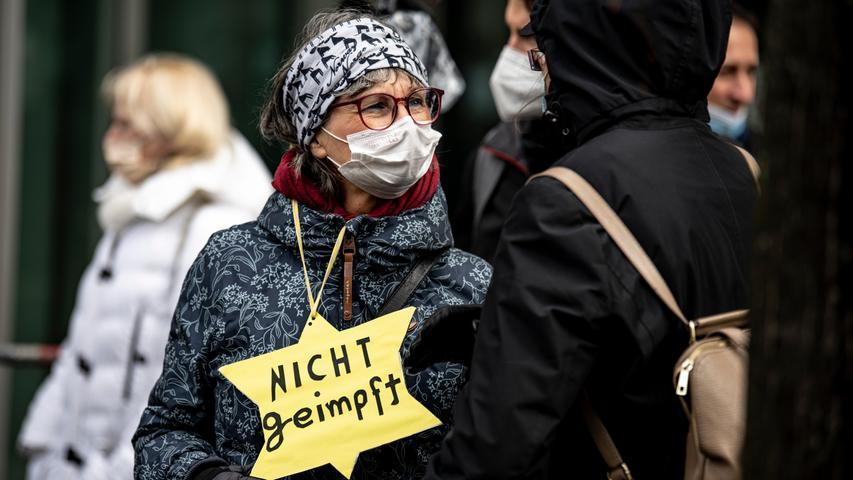 Trotz Verbote: Corona-Demos in Deutschland