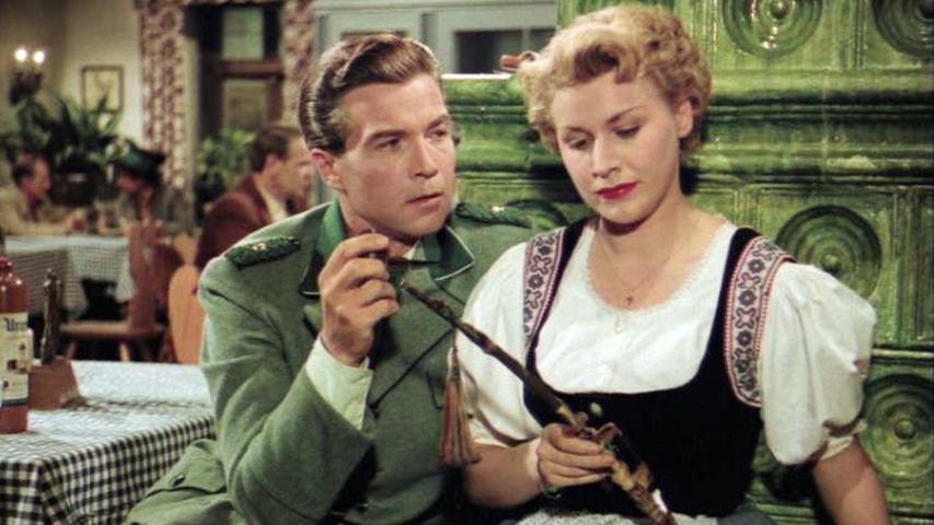 Neben Waltraut Haas spielte Gerhard Riedmann in der Hauptrolle. Die Geschichte: Die Gastwirtstochter Inge Kunze (Waltraut Haas) liebt den Müllergesellen Fritz Mertens (Gerhard Riedmann). Ihr Vater verfolgt jedoch andere Pläne.