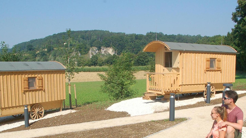 So ähnlich könnte man sich das auch für Pappenheim vorstellen. Findet zumindest die Bürgerliste im Pappenheimer Stadtrat, die gleich auch über ein Campingkonzept für die Stadt nachdenken will.