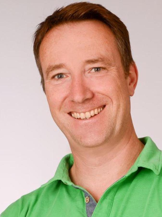 Orthopäde Dr. Steffen Kraus.