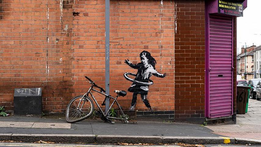 Streetart, aber ohne Straße: Wie Banksy die Szene verändert hat