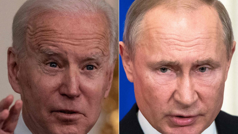 Ob Russlands Präsident Wladimir Putin ein