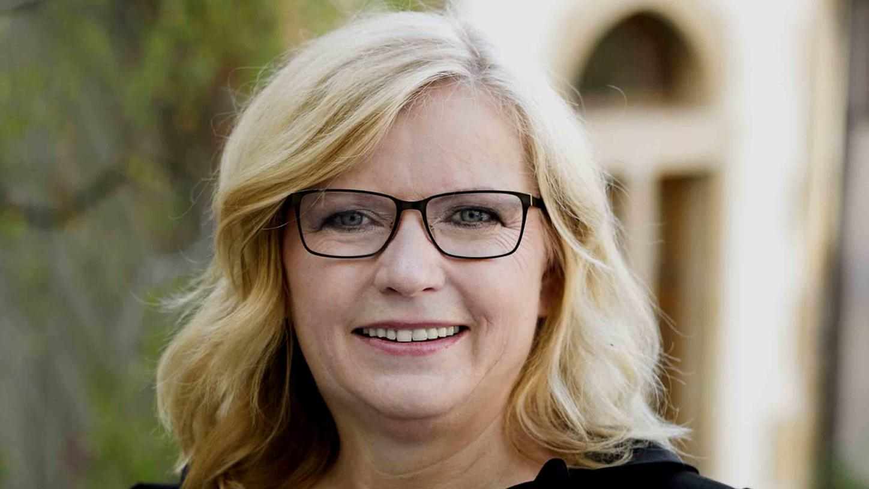 Freut sich über ihre Wiederwahl zur stellvertretenden Vorsitzenden der FW-Landtagsfraktion: MdL Gabi Schmidt aus Uehlfeld. Foto: Abgeordnetenbüro Schmidt