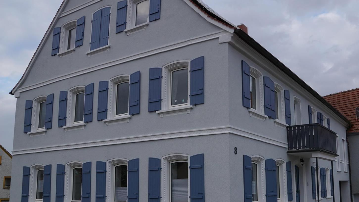 Nach einem Brand wurde das stattliche Anwesen in der Bickelgasse in Unterwurmbach 1911 komplett neu errichtet. Dank der guten Bausubstanz gab es bei der Sanierung keine bösen Überraschungen.