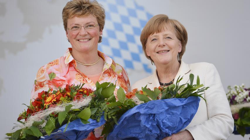 Eine Weile sah es so aus, als ob die Strauß-Tochter Monika Hohlmeier in der Parteidie Nachfolge ihres berühmten Vaters antreten könnte. Doch dann wurden der ehemaligen Kultusministerin immer wieder unzulässige Einflussnahmen bei der Vergabe von Posten vorgeworfen. In der